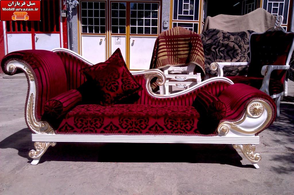 کاناپه شزلون کلاسیک