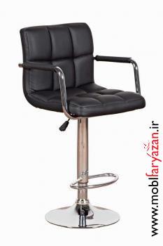صندلی اپن مدل لمسه دسته دار