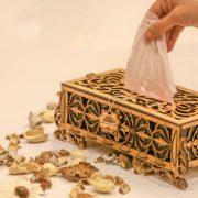 جعبه دستمال سلطنتی