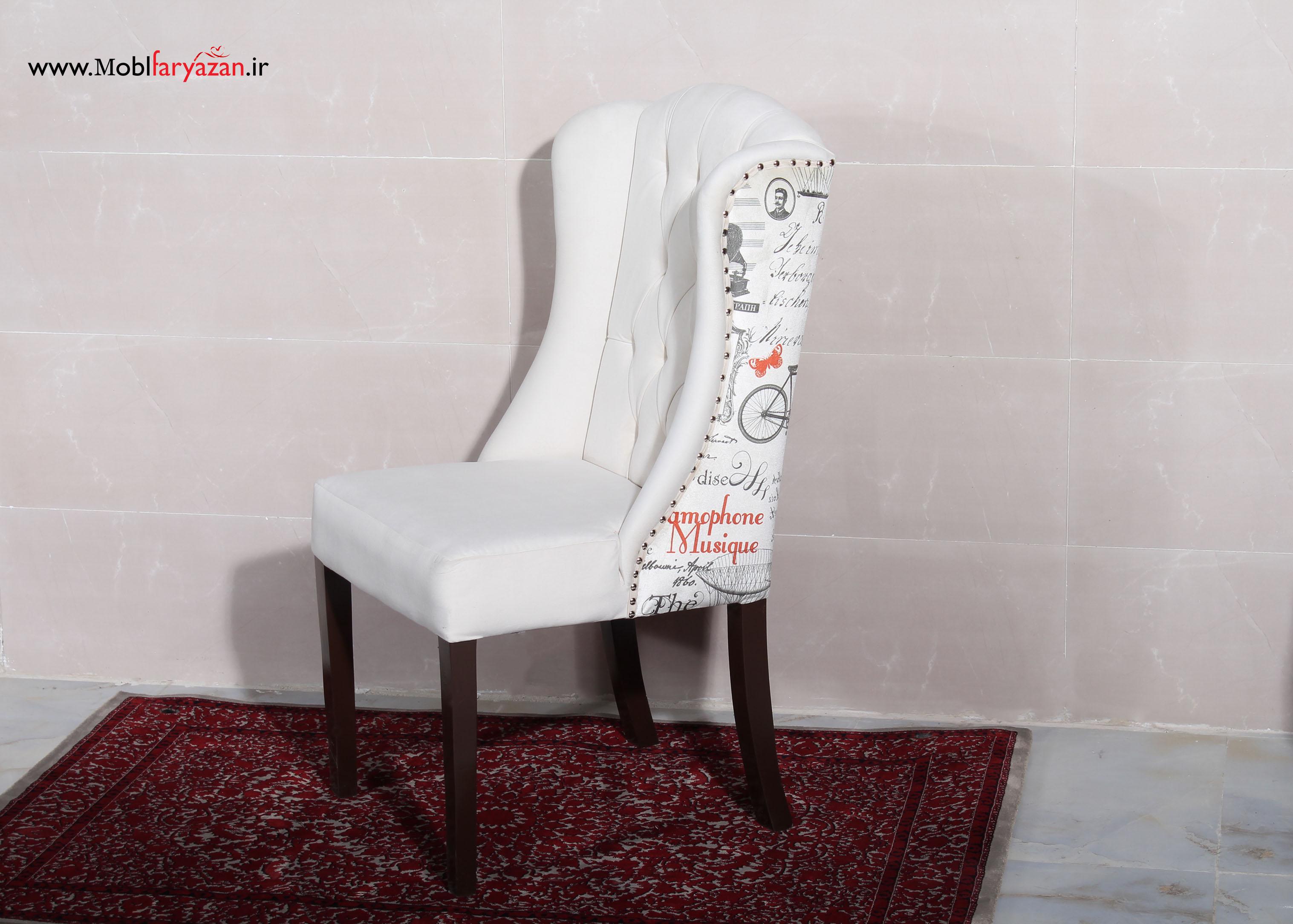 صندلی چستر مدل کوئین